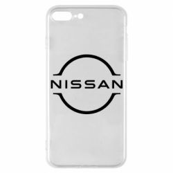 Чохол для iPhone 7 Plus Nissan new logo