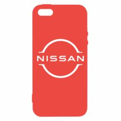 Чохол для iPhone 5 Nissan new logo