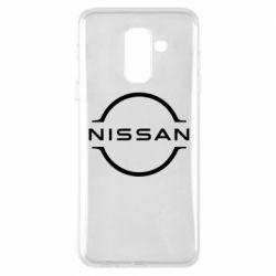 Чохол для Samsung A6+ 2018 Nissan new logo