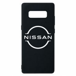Чехол для Samsung Note 8 Nissan new logo