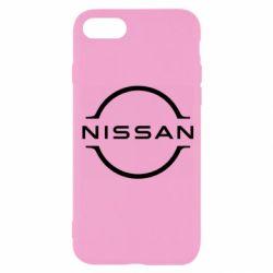 Чохол для iPhone 8 Nissan new logo