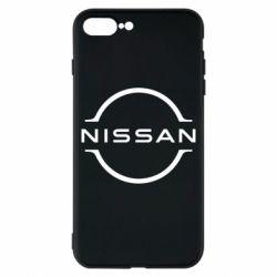Чохол для iPhone 8 Plus Nissan new logo