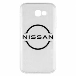 Чохол для Samsung A7 2017 Nissan new logo