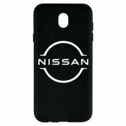 Чохол для Samsung J7 2017 Nissan new logo