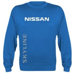 Реглан Nissan Slyline - FatLine