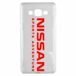 Чохол для Samsung A5 2015 Nissan Sport Adventure
