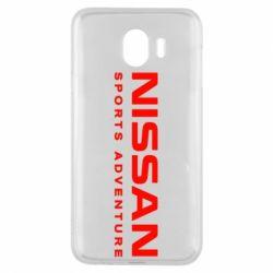 Чохол для Samsung J4 Nissan Sport Adventure
