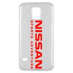 Чохол для Samsung S5 Nissan Sport Adventure