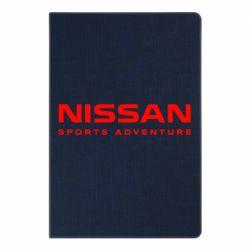 Блокнот А5 Nissan Sport Adventure