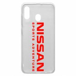 Чохол для Samsung A30 Nissan Sport Adventure