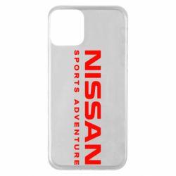 Чохол для iPhone 11 Nissan Sport Adventure