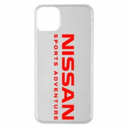 Чохол для iPhone 11 Pro Max Nissan Sport Adventure