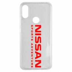Чехол для Xiaomi Redmi Note 7 Nissan Sport Adventure