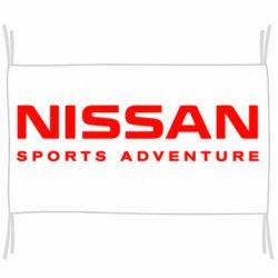 Прапор Nissan Sport Adventure