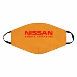 Маска для обличчя Nissan Sport Adventure