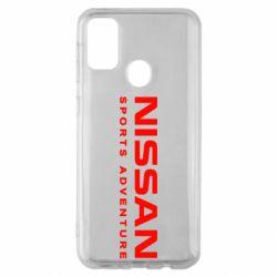 Чохол для Samsung M30s Nissan Sport Adventure