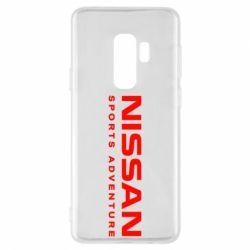 Чохол для Samsung S9+ Nissan Sport Adventure
