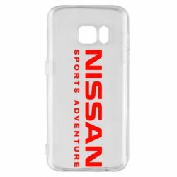 Чохол для Samsung S7 Nissan Sport Adventure