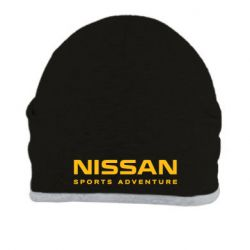 Шапка Nissan Sport Adventure - FatLine
