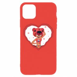 Чехол для iPhone 11 Nita heart