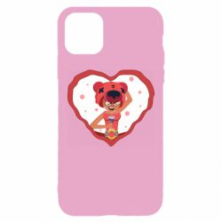 Чехол для iPhone 11 Pro Max Nita heart