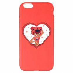Чехол для iPhone 6 Plus/6S Plus Nita heart