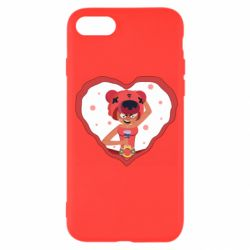 Чехол для iPhone 7 Nita heart