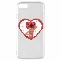 Чехол для iPhone 8 Nita heart