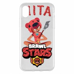Чехол для iPhone X/Xs Nita hero