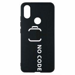 Чехол для Xiaomi Mi A2 No code, no bugs