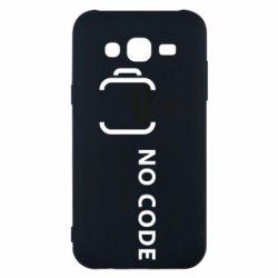 Чехол для Samsung J5 2015 No code, no bugs