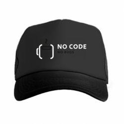 Кепка-тракер No code, no bugs