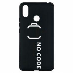 Чехол для Xiaomi Mi Max 3 No code, no bugs