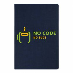 Блокнот А5 No code, no bugs