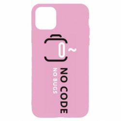 Чехол для iPhone 11 No code, no bugs