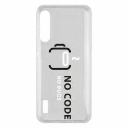 Чохол для Xiaomi Mi A3 No code, no bugs
