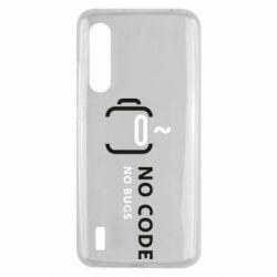 Чехол для Xiaomi Mi9 Lite No code, no bugs