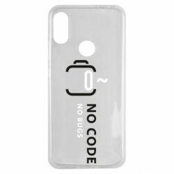 Чехол для Xiaomi Redmi Note 7 No code, no bugs