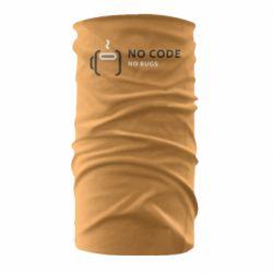 Бандана-труба No code, no bugs