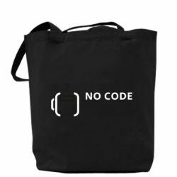 Сумка No code, no bugs