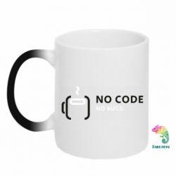 Кружка-хамелеон No code, no bugs