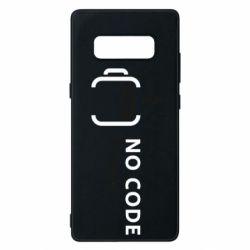 Чехол для Samsung Note 8 No code, no bugs