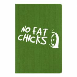 Блокнот А5 No fat chicks