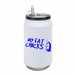 Термобанка 350ml No fat chicks