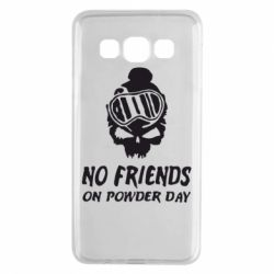 Чехол для Samsung A3 2015 No friends on powder day