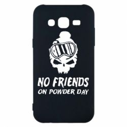 Чехол для Samsung J5 2015 No friends on powder day