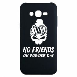 Чехол для Samsung J7 2015 No friends on powder day