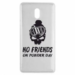 Чехол для Nokia 3 No friends on powder day - FatLine