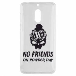 Чехол для Nokia 6 No friends on powder day - FatLine