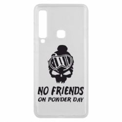 Чехол для Samsung A9 2018 No friends on powder day